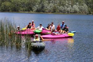 Kayaking Shoalhaven River 6