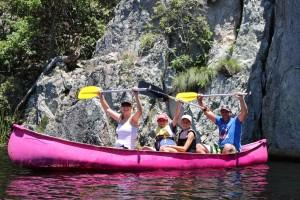 Kayaking Shoalhaven River 5
